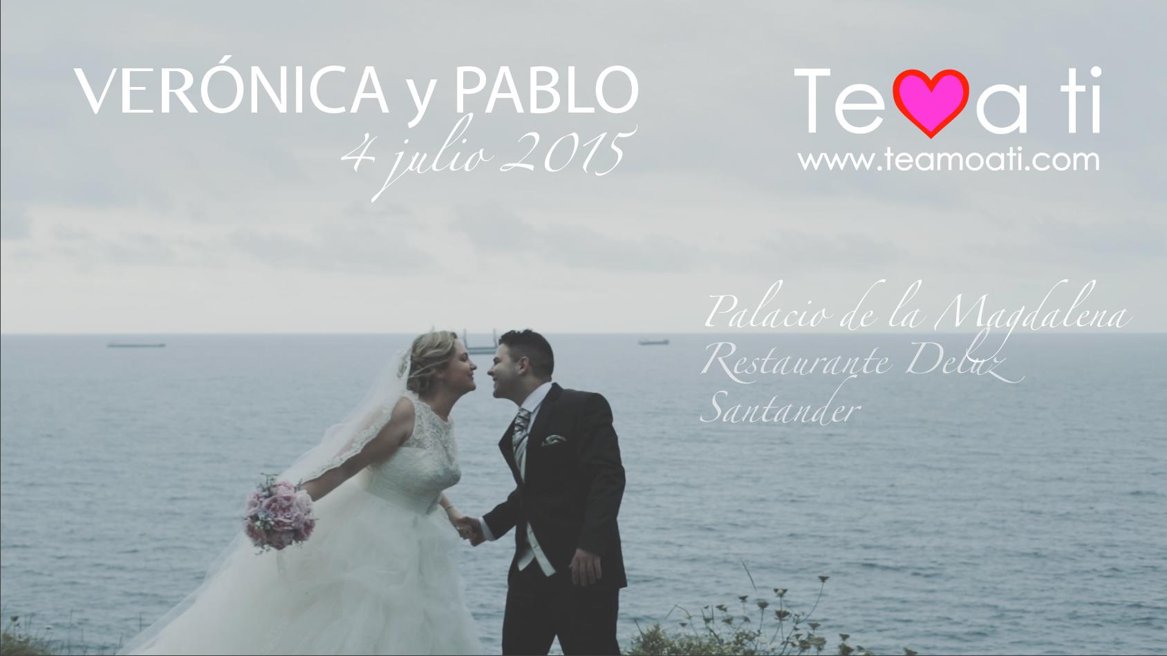 Video de boda Palacio de La Magdalena